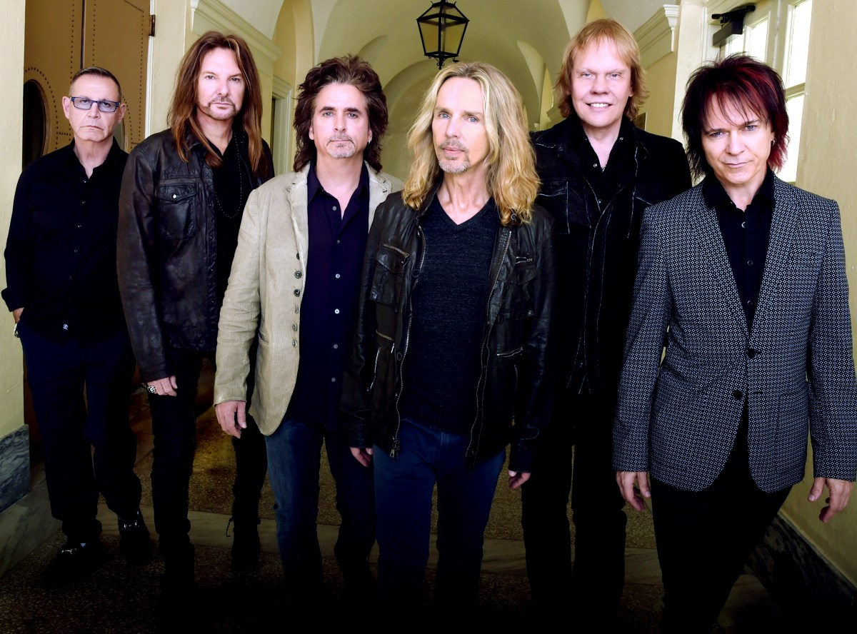 No Grand Illusion – Styx Added to Growing List for Sturgis Buffalo Chip® Festival in 2019